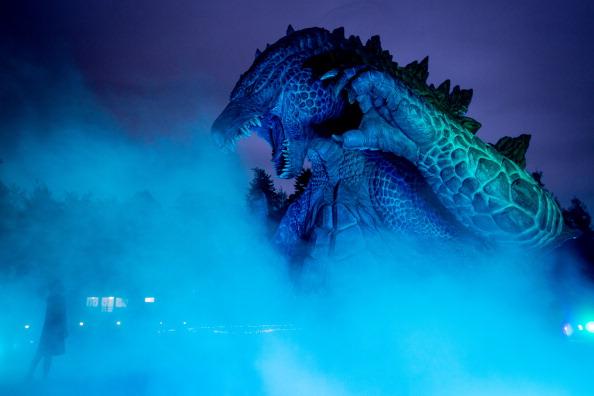 """2014 movie GODZILLA Godzilla「""""MIDTOWN Meets GODZILLA"""" Show Opens In Tokyo」:写真・画像(4)[壁紙.com]"""