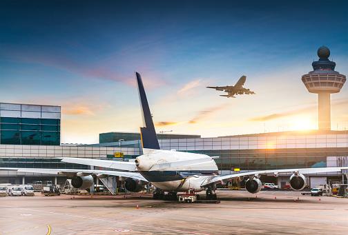 Aircraft「Airport」:スマホ壁紙(4)