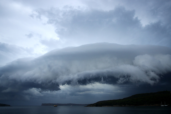 Ferry「Severe Weather Front Approaches Sydney」:写真・画像(12)[壁紙.com]