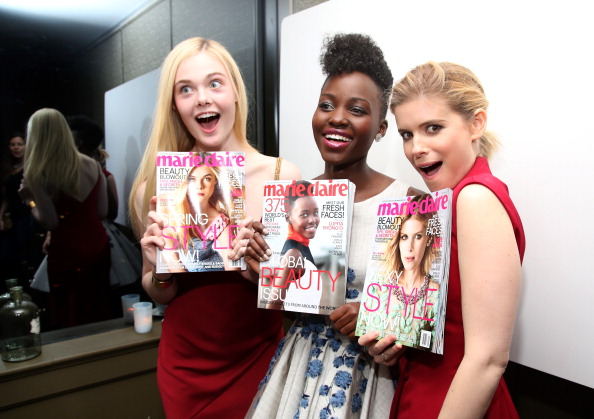 Marie Claire Magazine「Marie Claire Celebrates May Cover Stars」:写真・画像(0)[壁紙.com]