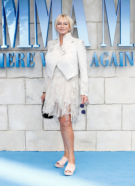 "Judy Craymer「""Mamma Mia! Here We Go Again"" - UK Premiere - Red Carpet Arrivals」:写真・画像(9)[壁紙.com]"