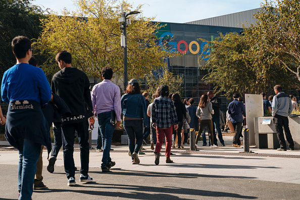 Google - Brand-name「Google Employees Stage Walkout To Protest Company's Actions On  Sexual Harassment」:写真・画像(3)[壁紙.com]