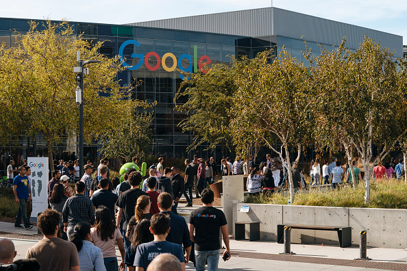 Walkout - Protest「Google Employees Stage Walkout To Protest Company's Actions On  Sexual Harassment」:写真・画像(9)[壁紙.com]
