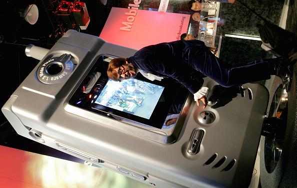 Austin Powers「Tech Industry On Display At Consumer Electronics Show In Las Vegas」:写真・画像(14)[壁紙.com]