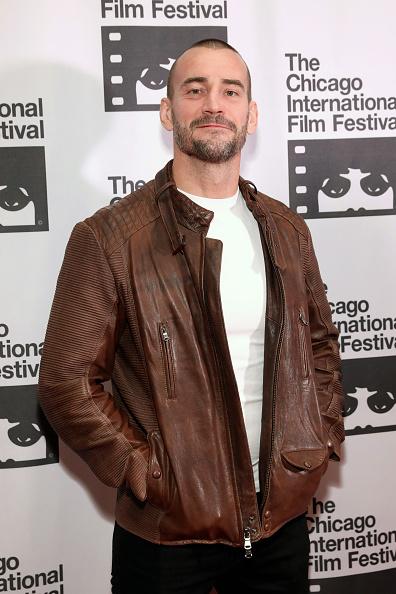 Brown Jacket「Red Carpet Premiere Of Girl On The Third Floor At The Chicago International Film Festival」:写真・画像(16)[壁紙.com]