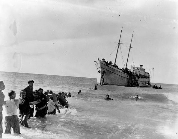 20th Century「Jewish Refugee Ship」:写真・画像(10)[壁紙.com]