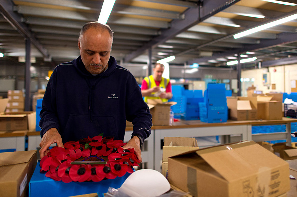 Finance and Economy「British Legion Gears Up For The 2015 Launch Of The Poppy Appeal」:写真・画像(9)[壁紙.com]