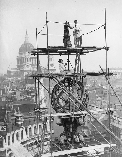Scaffolding「London Landmark」:写真・画像(10)[壁紙.com]