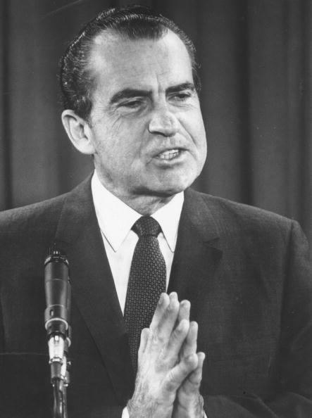 Consolidated News Pictures「Nixon Speech」:写真・画像(5)[壁紙.com]