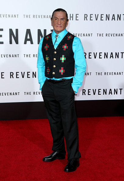 "The Revenant - 2015 Film「Premiere Of 20th Century Fox And Regency Enterprises' ""The Revenant"" - Arrivals」:写真・画像(13)[壁紙.com]"