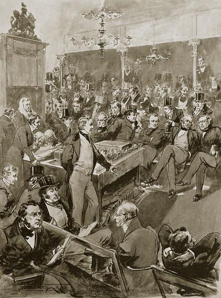 Bench「Scene In The House Of Commons London 22 January 1846 (1901)」:写真・画像(14)[壁紙.com]
