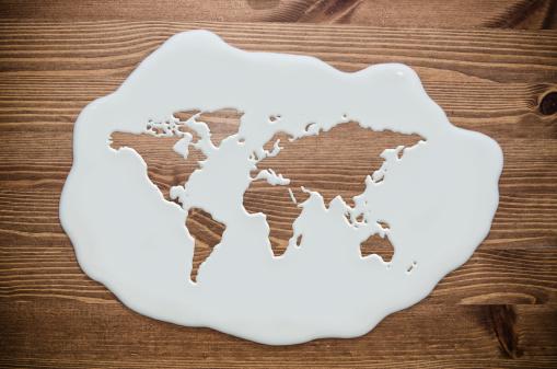 Map「ミルクの世界」:スマホ壁紙(14)