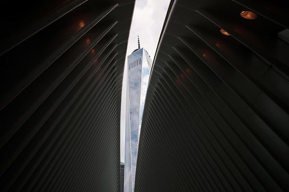 One World Trade Center「15th Anniversary Of 9/11 Attacks Commemorated At World Trade Center Memorial Site」:写真・画像(8)[壁紙.com]