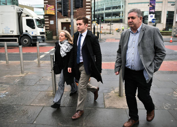 Rape Trial Continues Of Two Ireland Rugby Internationals:ニュース(壁紙.com)