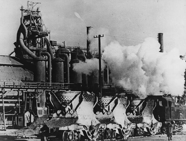 Industry「Blast Furnace」:写真・画像(9)[壁紙.com]