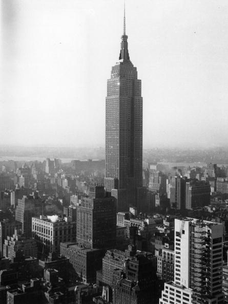 Empire State Building「Empire State Building」:写真・画像(12)[壁紙.com]