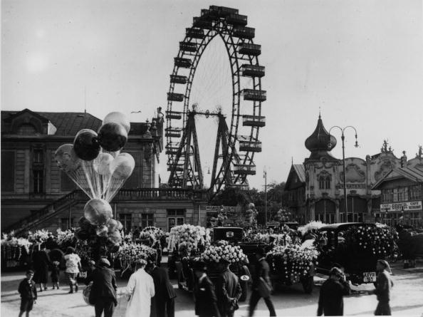 20th Century「Austrian Ferris Wheel」:写真・画像(11)[壁紙.com]