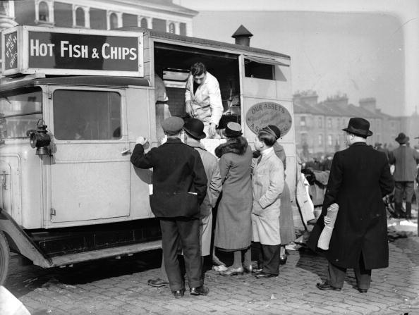 Fish「Fish And Chips Van」:写真・画像(19)[壁紙.com]