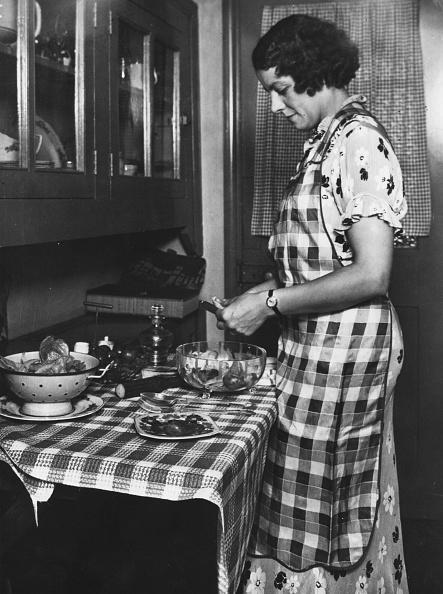 Kitchen「Vegetable Preparation」:写真・画像(4)[壁紙.com]