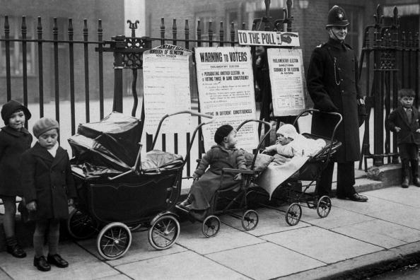 Baby Carriage「General Election」:写真・画像(19)[壁紙.com]