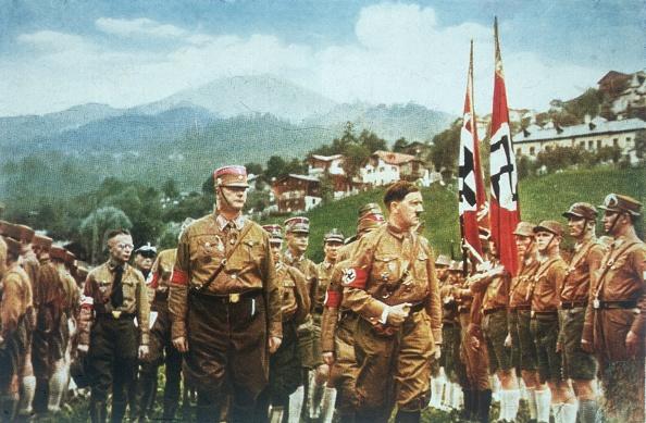 Color Image「Hitler's Inspection」:写真・画像(12)[壁紙.com]