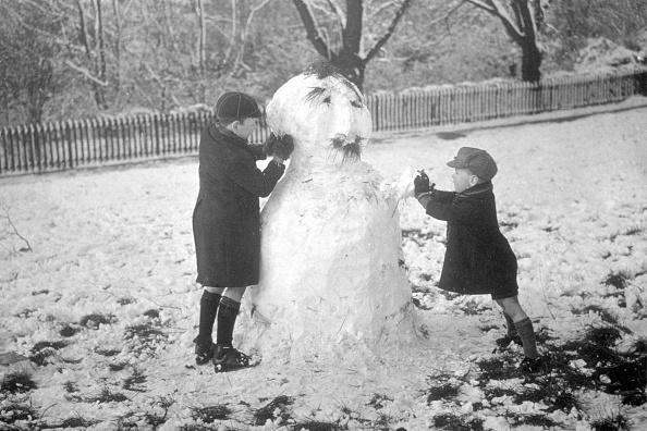 雪だるま「Snowmen」:写真・画像(16)[壁紙.com]