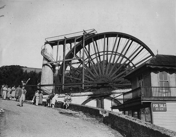 Agricultural Building「Manx Waterwheel」:写真・画像(3)[壁紙.com]