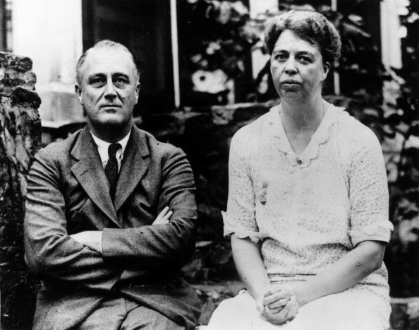Franklin Roosevelt「Roosevelt Couple」:写真・画像(7)[壁紙.com]