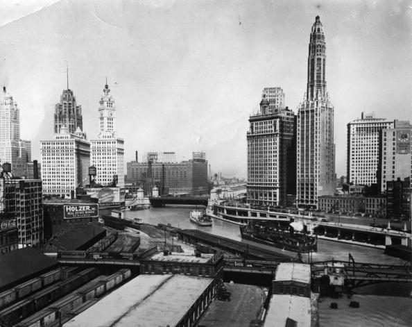 skyscraper「Chicago Skyline」:写真・画像(11)[壁紙.com]
