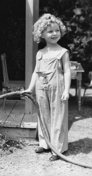 Bib Overalls「Shirley Temple」:写真・画像(11)[壁紙.com]