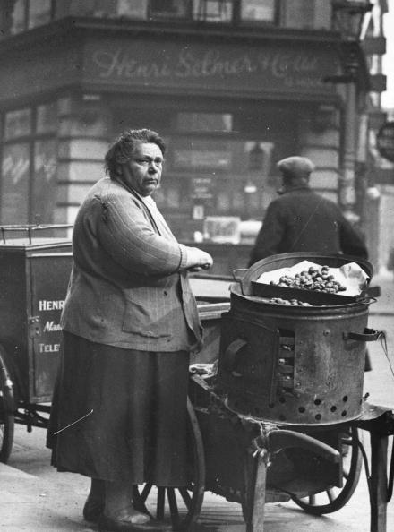 栗「Chestnut Seller」:写真・画像(10)[壁紙.com]