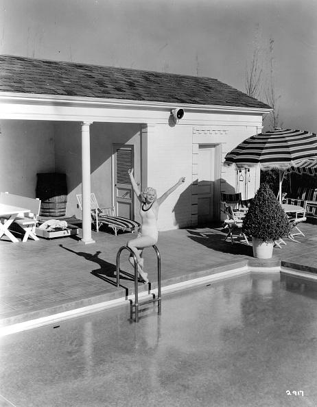Hollywood - California「Jean Harlow At Home」:写真・画像(0)[壁紙.com]