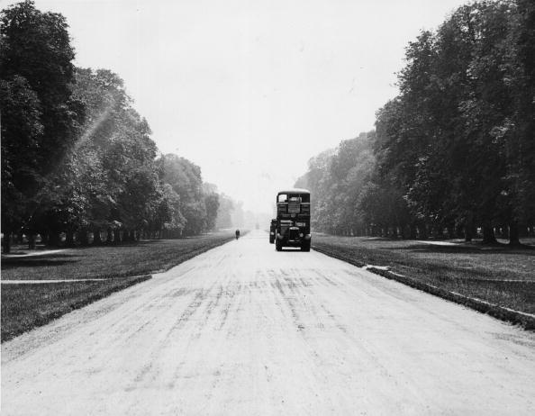 Long「Bushey Park Bus」:写真・画像(12)[壁紙.com]