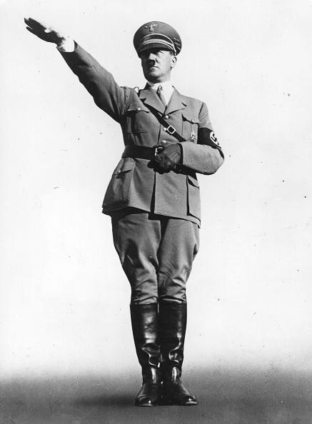Saluting「Sieg Heil」:写真・画像(2)[壁紙.com]