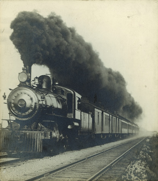 Spencer Arnold Collection「Canadian Train」:写真・画像(8)[壁紙.com]