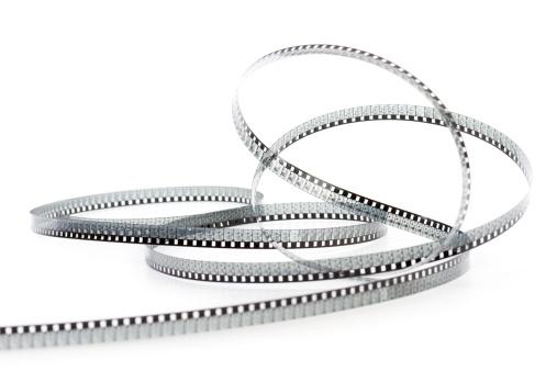 数字の8「フィルムストリップ」:スマホ壁紙(2)