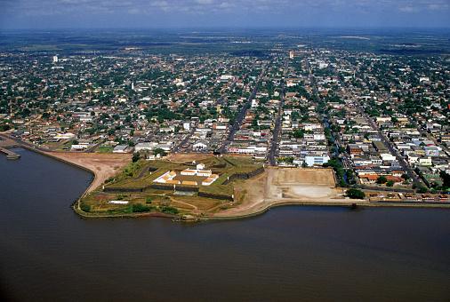 Amazon Rainforest「Macapa city, in the Amazon」:スマホ壁紙(2)