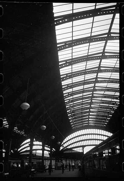 Iron - Metal「York Railway Station」:写真・画像(9)[壁紙.com]