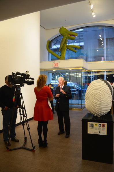 Press Preview「2014 Faberge Big Egg Hunt Press Preview」:写真・画像(17)[壁紙.com]