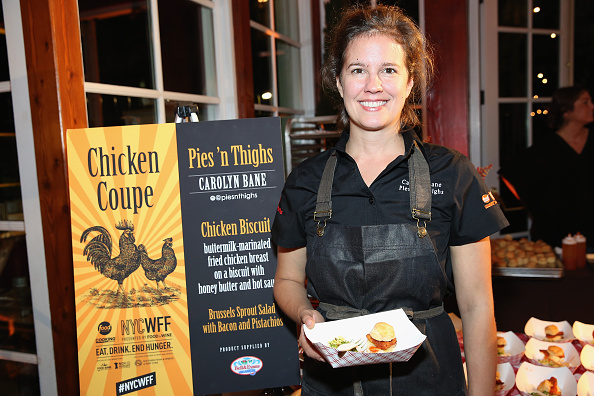 Salad「Chicken Coupe Hosted By Whoopi Goldberg - Food Network & Cooking Channel New York City Wine & Food Festival presented By FOOD & WINE」:写真・画像(4)[壁紙.com]