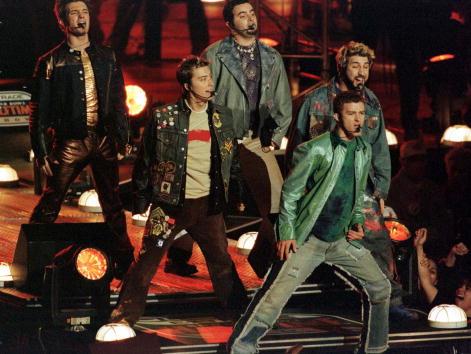 Super Bowl「Musical Performers at Super Bowl XXXV」:写真・画像(4)[壁紙.com]