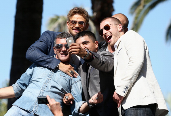 """Victor Ortiz「""""The Expendables 3"""" Photocall - The 67th Annual Cannes Film Festival」:写真・画像(1)[壁紙.com]"""