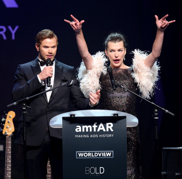 amfAR Cinema Against AIDS Gala「amfAR's 21st Cinema Against AIDS Gala, Presented By WORLDVIEW, BOLD FILMS, And BVLGARI- Show」:写真・画像(5)[壁紙.com]