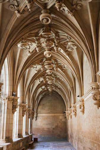 Camino De Santiago「Cistercian monastery.」:スマホ壁紙(3)