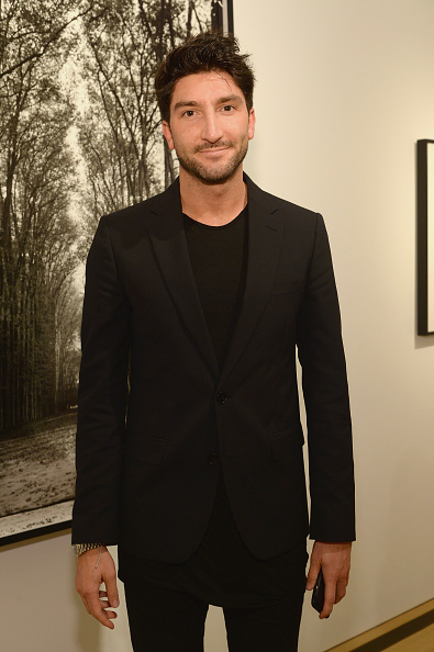 Evan Lysacek「'Patrick Demarchelier' Special Exhibition Preview To Celebrate NYFW: The Shows Spring 2016 - Inside」:写真・画像(13)[壁紙.com]