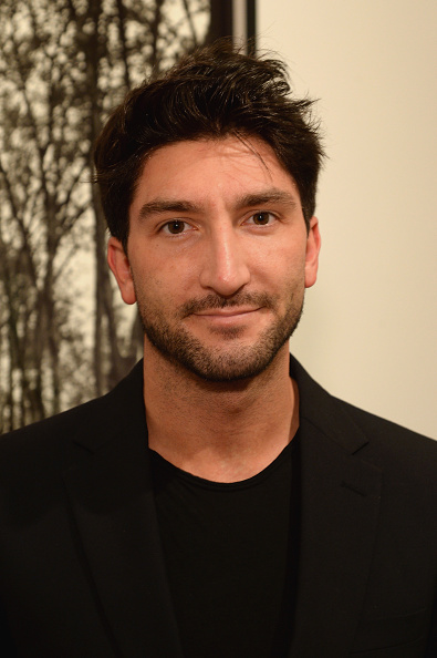 Evan Lysacek「'Patrick Demarchelier' Special Exhibition Preview To Celebrate NYFW: The Shows Spring 2016 - Inside」:写真・画像(6)[壁紙.com]