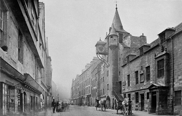 19th Century Style「Royal Mile」:写真・画像(12)[壁紙.com]