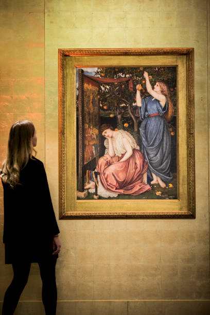 Tristan Fewings「Sotheby's Century European Paintings and Victorian, Pre-Raphaelite & British Impressionist Art」:写真・画像(7)[壁紙.com]