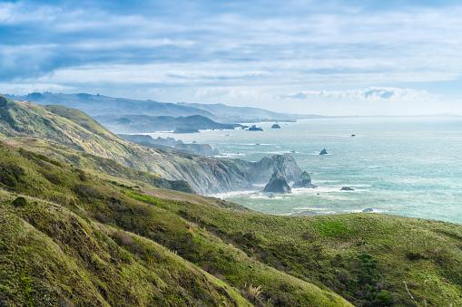 California State Route 1「Northern California Coast」:スマホ壁紙(19)