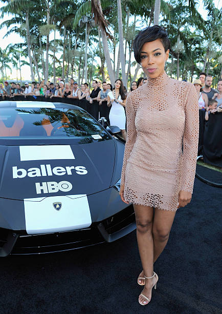 HBO Ballers Season 2 Red Carpet Premiere and Reception in Miami:ニュース(壁紙.com)